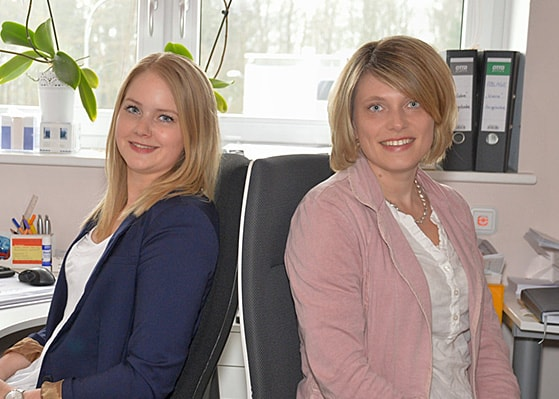 Sara Priemel und Anne Ehlers